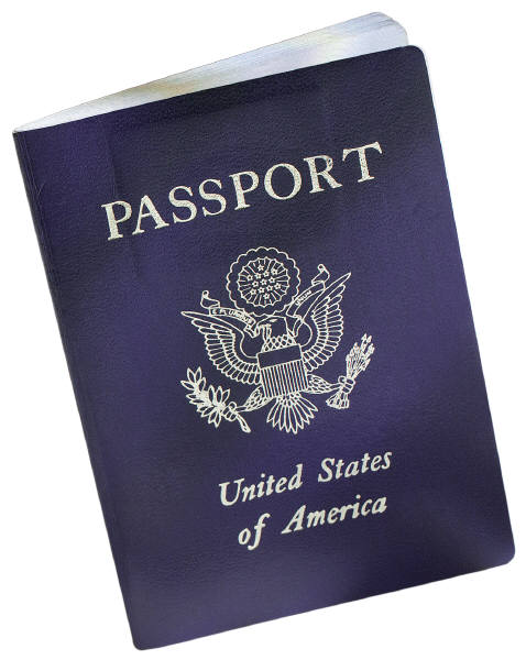 US Passport, Passport